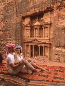 7 days Israel and Jordan itinerary