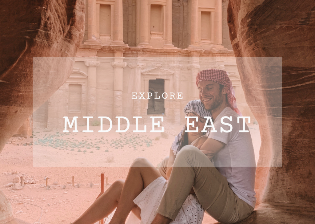 Explore middle east